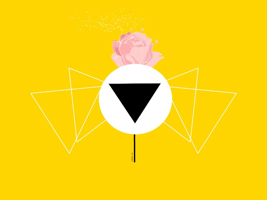 #womensday  #woman  #women  #flower  #geometry  #colorful  #digitaldrawing  #yellow  #clipart