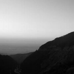 blackandwhite freetoedit photography nature edited mountains romania summer