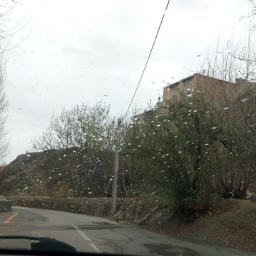 rain esfahan iran river zayanderud freetoedit