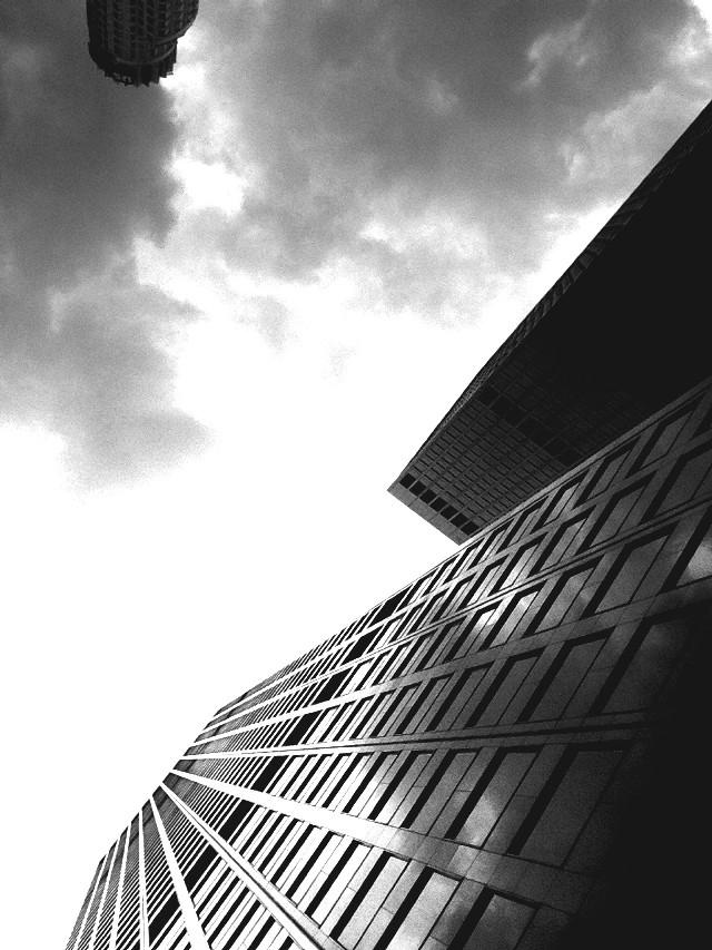 #architecture in #blackandwhite