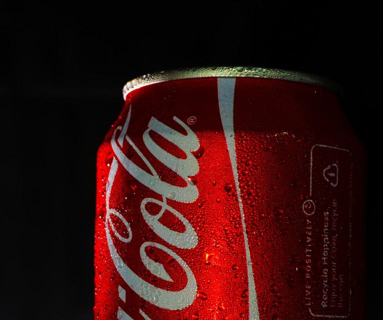 #coke #freetoedit #photography  #dramatic