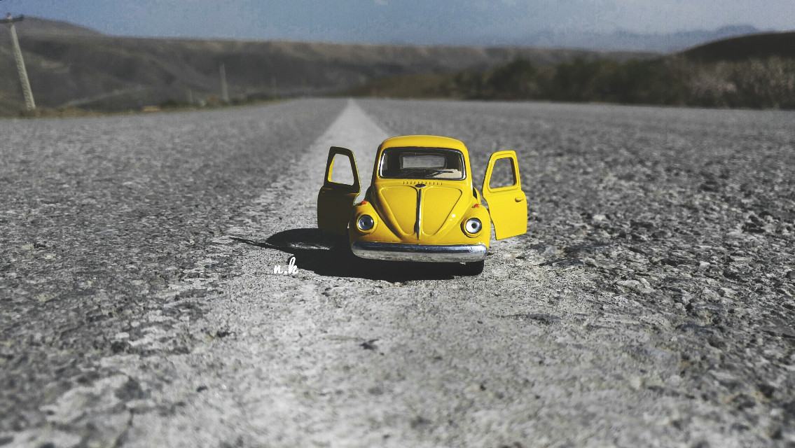 #drama #car#photography  #yellow
