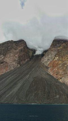 mountain photography island freetoedit landscape