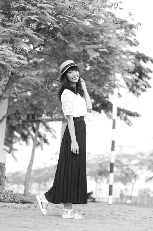 #blackandwhite #vintage #smile