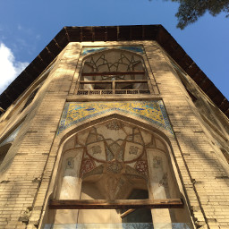 lights travel iran isfahan hashtbehesht