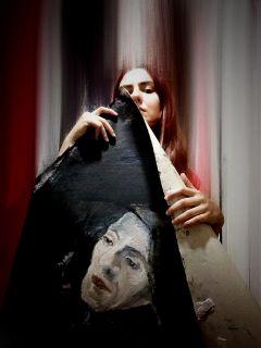 art artisticselfie painting photography emotion