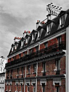 chimney colorsplash architecture paris parisbylou