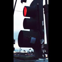 trafficlight trafficjam black FreeToEdit