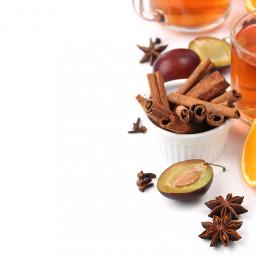 fruit tea creativity colourful