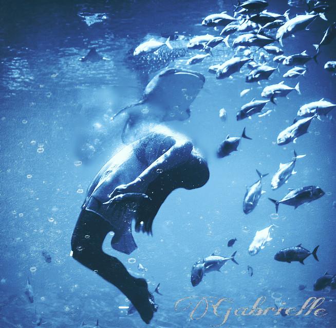 Drowning  #madewithpicsart  #manipulation  #freetoeditedited ftepic by @freetoedit