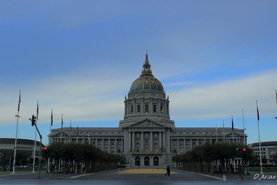 San FranciscoCity Hall  #photography #travel  #San Francisco