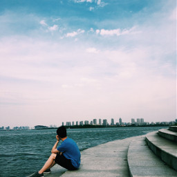 freetoedit sunnyday lonely